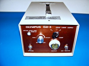 Olympus CLK-3 Halogen Light Source