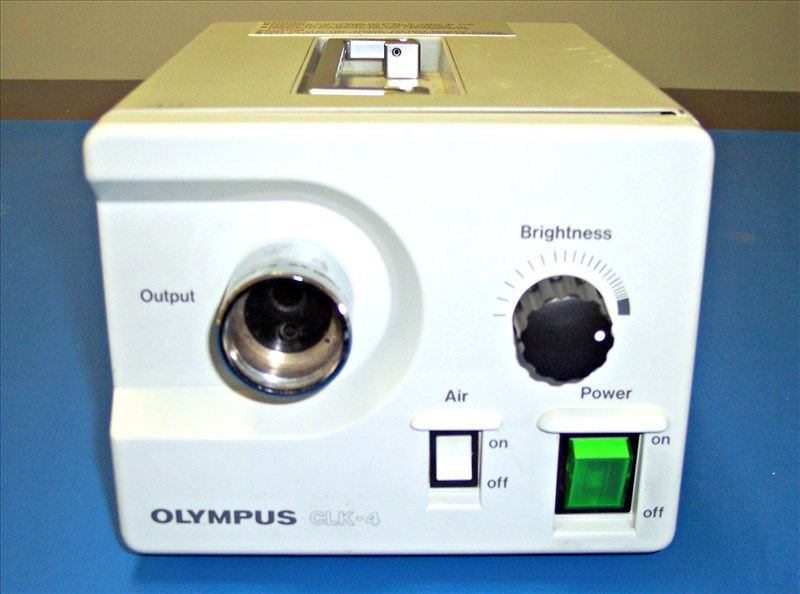 187 Olympus Clk 4 Halogen Light Source