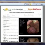 Zscan Image Capture & Reporting System