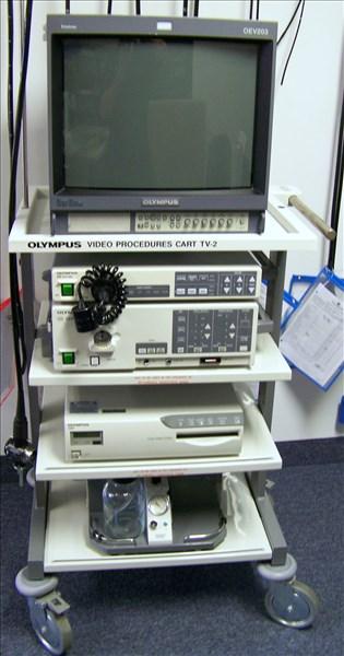 View Endoscopy Procedure: Olympus EVIS 140 Series Endoscopy System